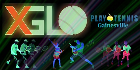 XGLOsive Glow In The Dark Tennis with Play Tennis Gainesville tickets