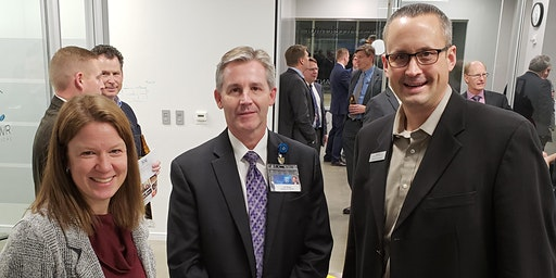 Mayo Clinic Business Accelerator Thank You Reception 2019