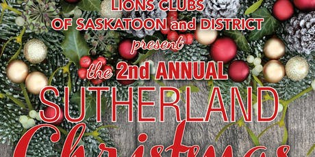2nd Annual Sutherland Christmas Concert tickets