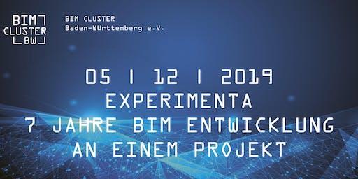 EXPERIMENTA - 7 JAHRE BIM ENTWICKLUNG AN EINEM PROJEKT