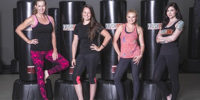 Krushbox Fitness Kickboxing