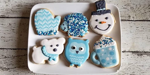 Cookies and Candles: Winter Warmth