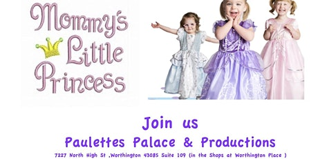 Mommy & Little Princess Classes tickets