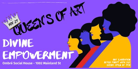 Divine Empowerment by Queen's Of Art tickets