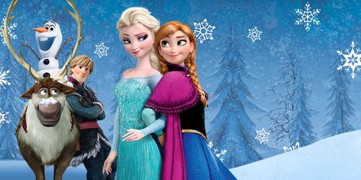 Frozen Party with Elsa & Anna