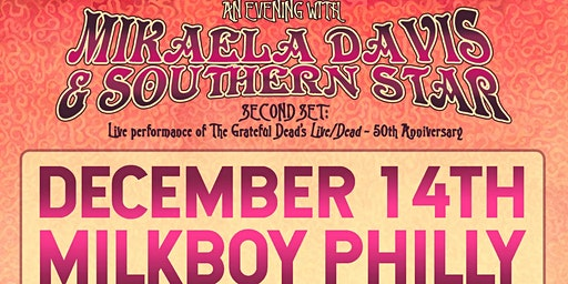 Mikaela Davis and Southern Star play The Grateful Dead's Live / Dead '69