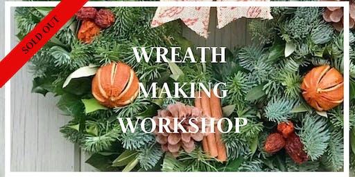 Wreath Making Workshop 28th Nov 2020