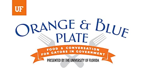 Orange and Blue Plate Luncheon tickets