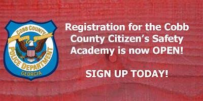 Citizen's Safety Academy
