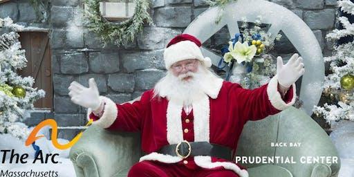 Sensitive Santa: Sensory Friendly Photos with Santa at Prudential Center