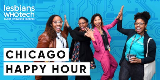 Lesbians Who Tech & Allies Watch Party & Happy Hour