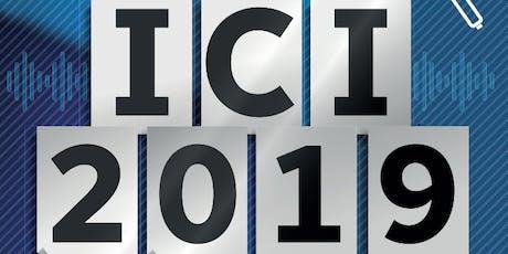 ICI 2019 billets