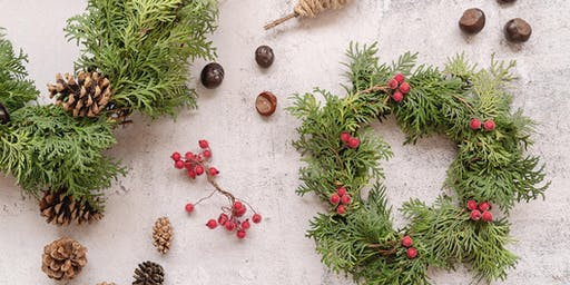 Wreath Decorating