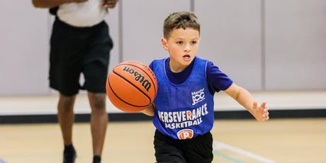 Winter Basketball Camp Powered by Perseverance: Ages 6-13 -  Dec 30-31 2019 and Jan 2 -5 2020 tickets