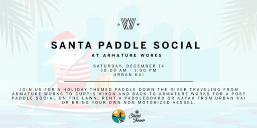 Santa Paddle Social