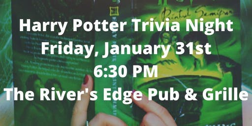 Harry Potter Trivia Night (Adults & YA)