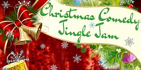 Christmas Comedy Jingle Jam tickets
