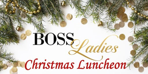BOSS Ladies December Luncheon