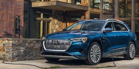 Meet the Audi e-tron: a new era of electric. tickets