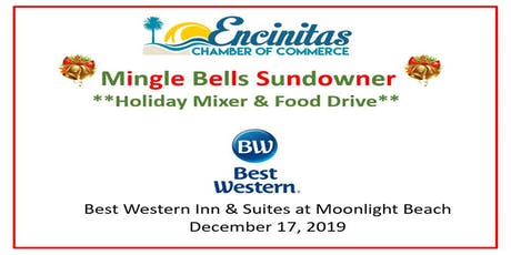 Mingle Bells Holiday Sundowner - Encinitas Chamber of Commerce tickets
