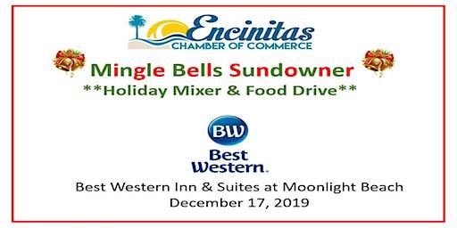 Mingle Bells Holiday Sundowner - Encinitas Chamber of Commerce