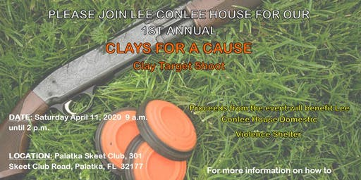 1st Annual - Clays for a Cause