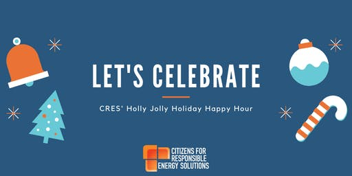 CRES' Holly Jolly Holiday Happy Hour