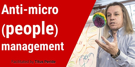 Anti-micromanagement People Management tickets