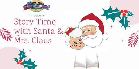 Story Time with Santa & Mrs. Claus tickets