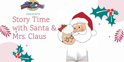 Story Time with Santa & Mrs. Claus