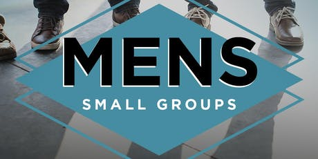 Men's Small Group Serving Opportunity tickets
