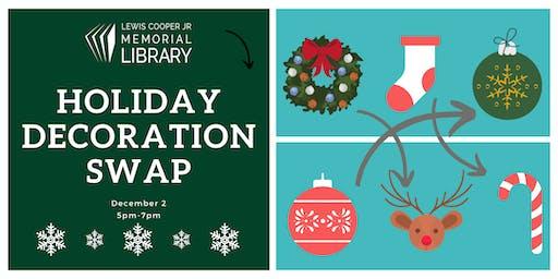 Holiday Decoration Swap