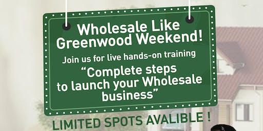 Wholesale Like Greenwood Weekend