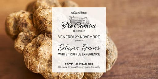 White Truffle Experience by Tre Camini