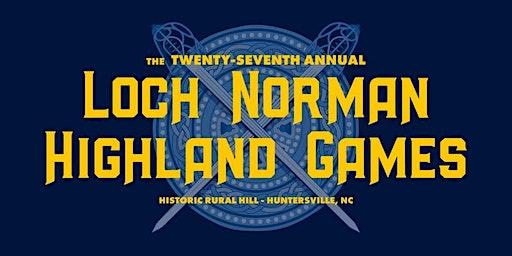 2020 Loch Norman Highland Games