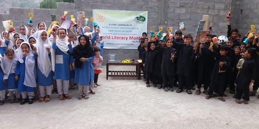 Across the Universe Concert to Benefit Swat Relief Initiative