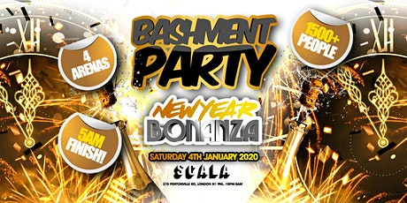 Bashment Party - New Year Bonanza tickets