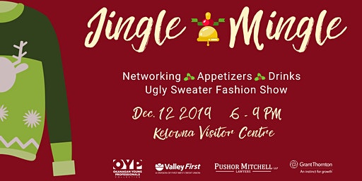 Young Professional Jingle Mingle