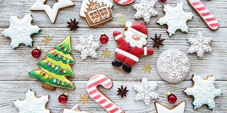 Kids Cooking Class - Cookies for Santa tickets