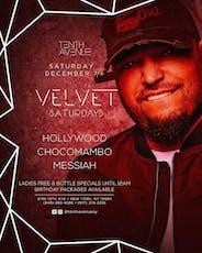 Velvet Saturdays @TenthAvenueNY- DJs Hollywood +Chocomambo + Messiah tickets