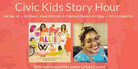 Civic Kids Story Hour with IntersectionAllies and LaToya Council tickets