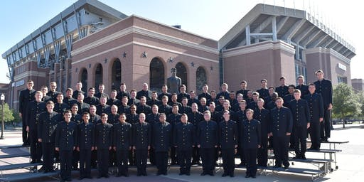 Texas A&M Singing Cadets Spring Tour Performance in Katy, TX- Februray 15, 2020
