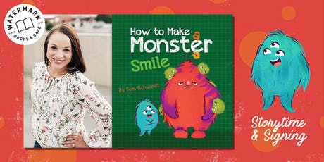 Special Storytime with Wichita Moms Blog contributor Tomi Schwandt! tickets