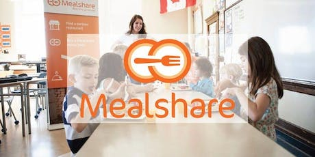 Mealshare Launch Event - Fall 2019 at Common Eatery tickets