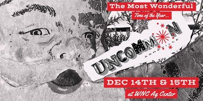 TWO DAY Uncommon Asheville Event at WNC Ag Center