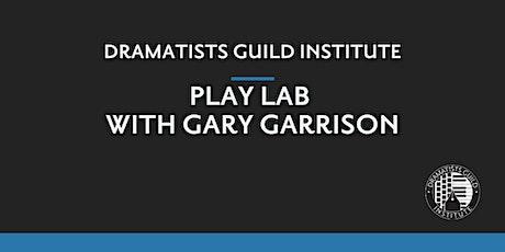 DGI SPRING 2020: Play Lab with Gary Garrison tickets