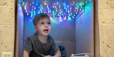 Toddler Studio: Stay Very Still!