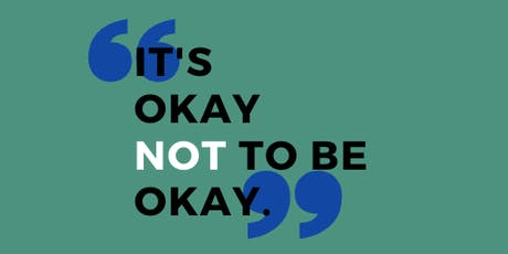 'It's Okay Not To Be Okay': UCL ACS Black Mental Health Discussion  tickets