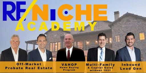 RE/NICHE Academy for today's Realtor