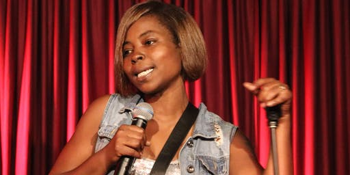 LATE NIGHT COMEDY Showcase STATE FARE: Maria Sanchez